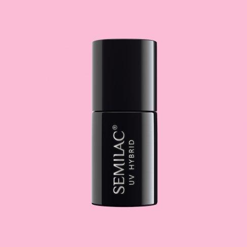 Lakier hybrydowy Semilac 003 - Sweet Pink 7ml