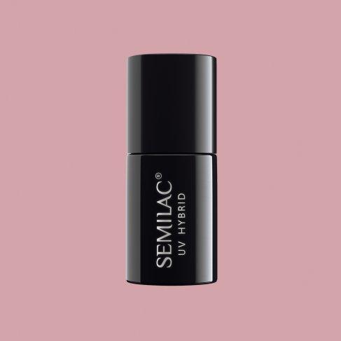 Lakier hybrydowy Semilac 004 - Classic Nude 7ml