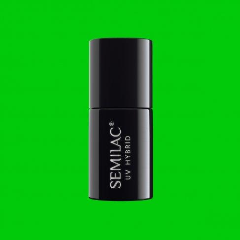 Lakier hybrydowy Semilac 041 - Caribbean Green 7ml