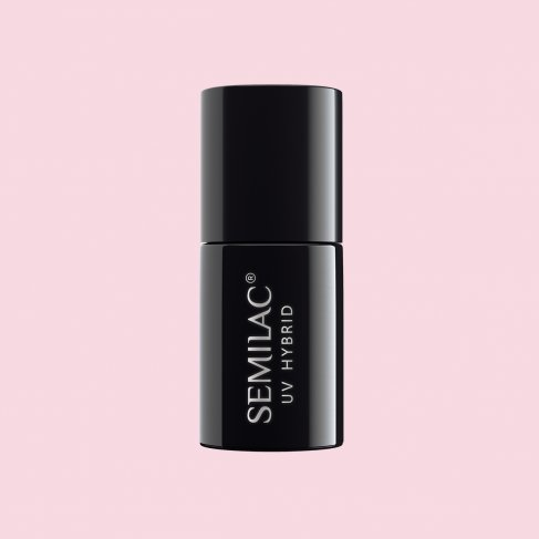 Lakier hybrydowy Semilac 052 - Pink Opal 7ml