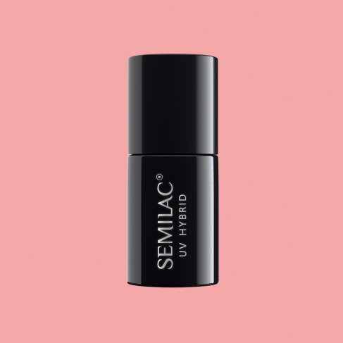 Lakier hybrydowy Semilac 053 - French Pink Milk 7ml
