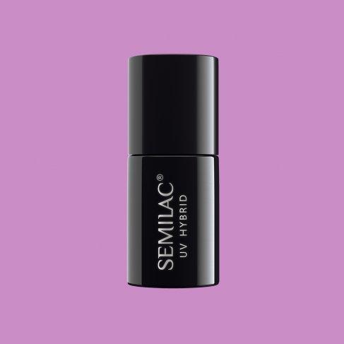 Lakier hybrydowy Semilac 059 - French Lilac 7ml