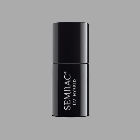 Lakier hybrydowy Semilac 105 - Stylish Gray 7ml