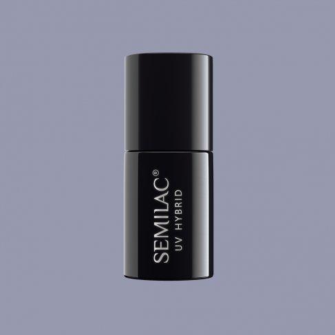Lakier hybrydowy Semilac 141 - Lady In Grey 7ml