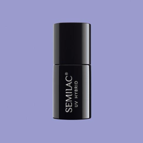 Lakier hybrydowy Semilac 175 - Lavender Cream 7ml
