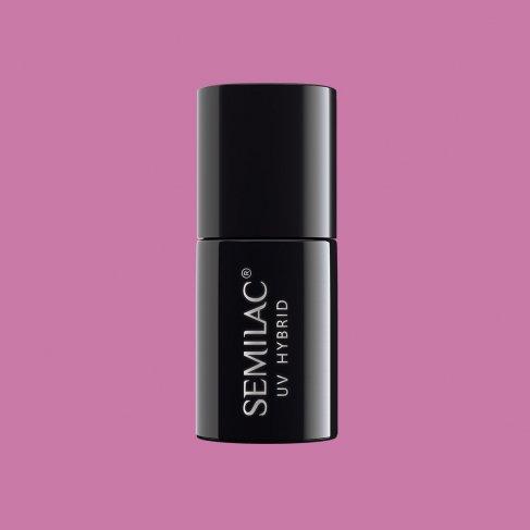 Lakier hybrydowy Semilac 278 - PasTells Soft Pink 7ml