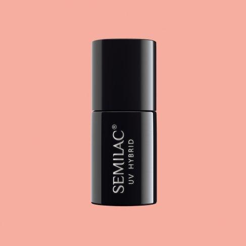Lakier hybrydowy Semilac 532 - Kind Apricot 7ml