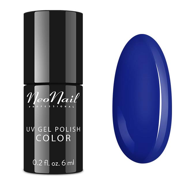 Lakier hybrydowy NeoNail UV Blue Hiacynth 6 ml