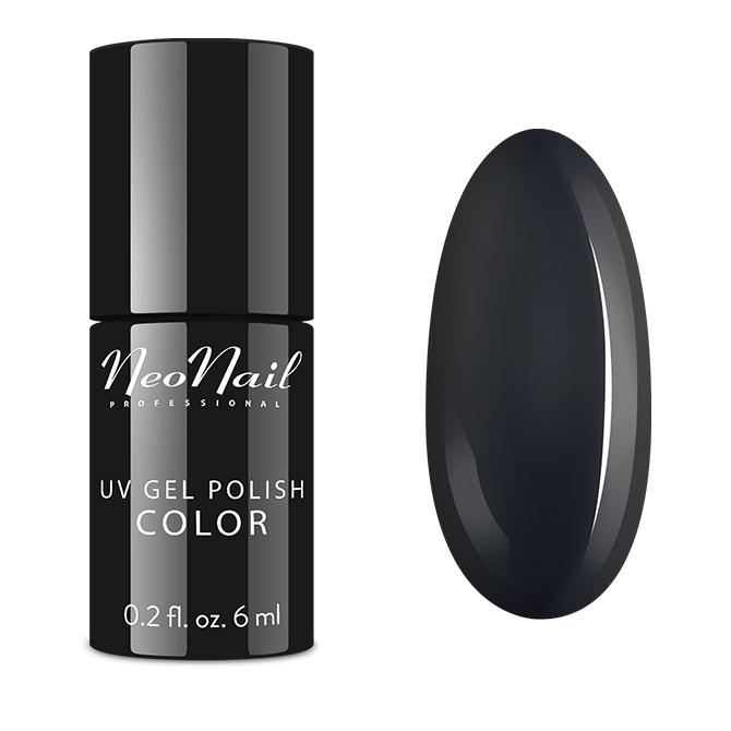 Lakier hybrydowy NeoNail UV Dark Graphite 6 ml