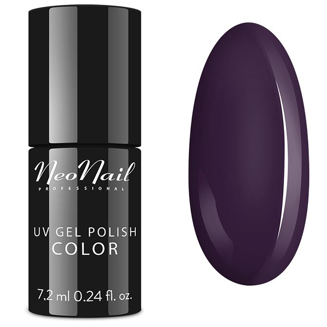 Lakier hybrydowy NeoNail Purple Decade 7,2 ml