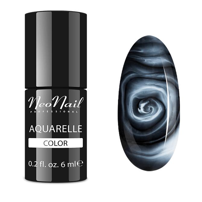 Lakier hybrydowy NeoNail White Aquarelle 6 ml