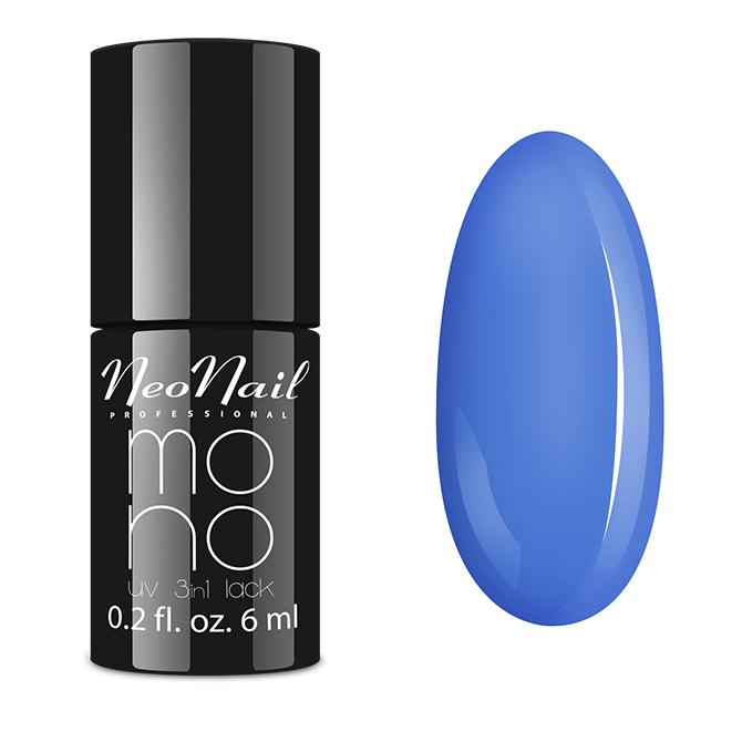 Lakier Mono UV 3w1 Fancy Blue 6 ml