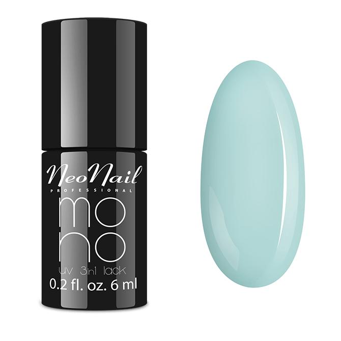 Lakier Mono UV 3w1 Summer Mint 6 ml