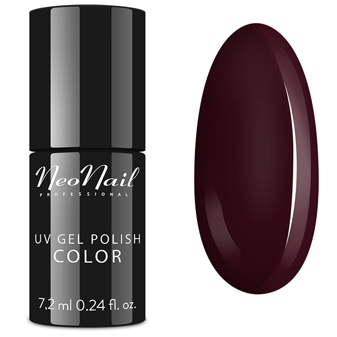 Lakier hybrydowy NeoNail Dark Cherry 7,2 ml