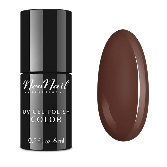 Lakier hybrydowy NeoNail UV 6ml -Milk Chocolate 6 ml