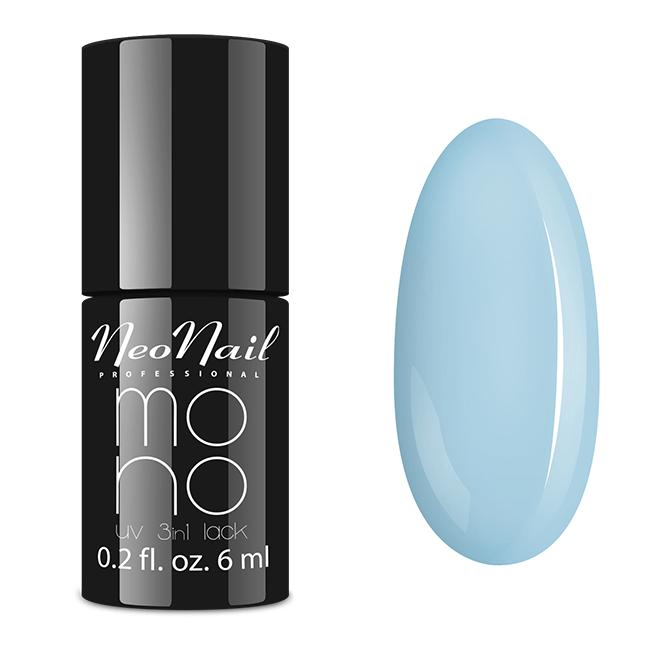 Lakier Mono UV 3w1 Pastel Blue 6 ml