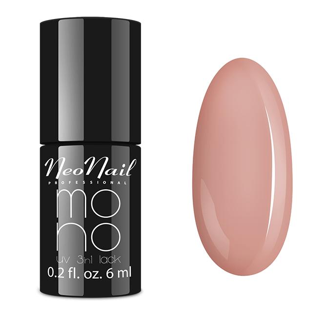Lakier Mono UV 3w1 Pastel Pink 6 ml