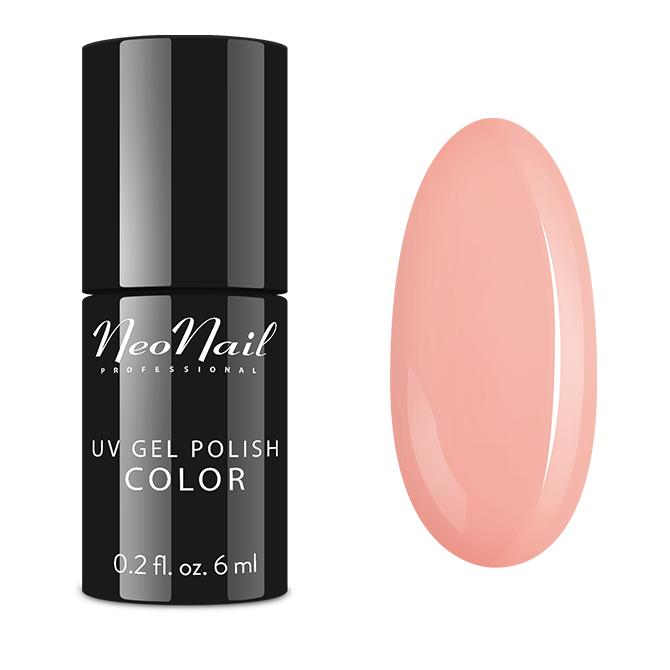 Lakier hybrydowy NeoNail UV Peach Rose 6 ml