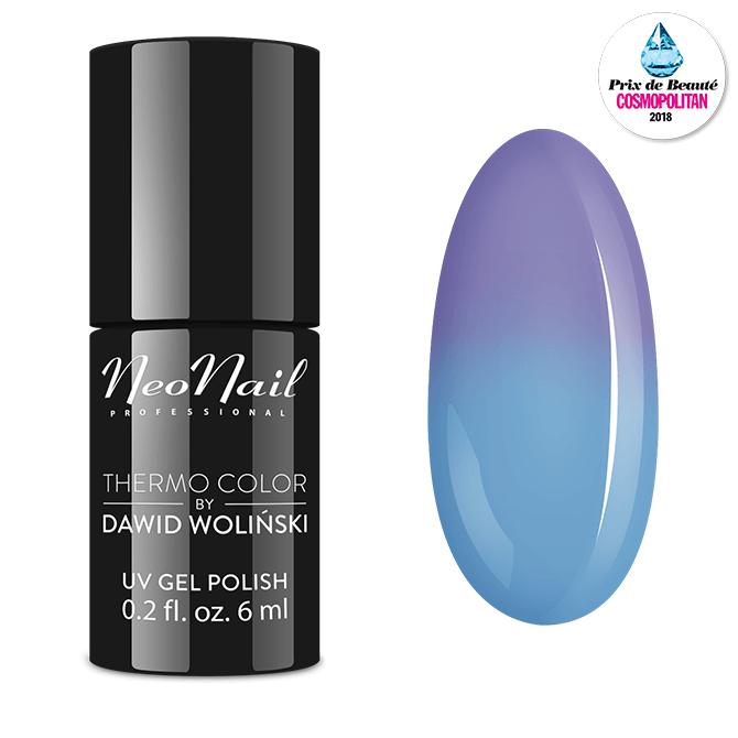 Termiczny Lakier hybrydowy NeoNail Silky Touch 6 ml